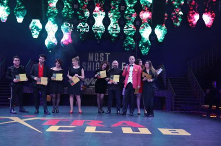 Most Fashionable Awards Тоp-5 Bakıda keçirildi