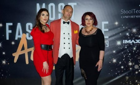 Most Fashionable Awards Тоp-5 Bakıda keçirildi