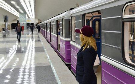 Metroya bu şəxslər buraxılacaq