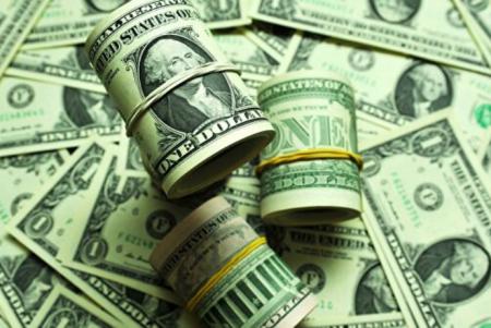 Valyuta hərracında dollara - TƏLƏB CÜZİ ARTIB