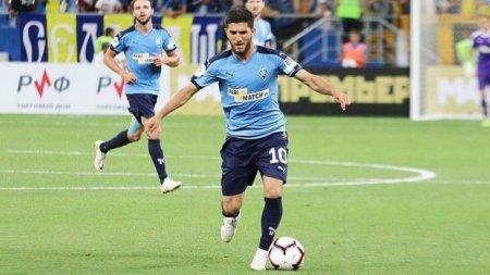 Rusiya klubu azərbaycanlı futbolçu ilə müqaviləni yenilədi