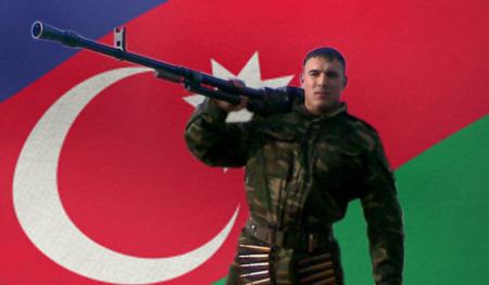 Mübariz İbrahimov Azərbaycan əsgərinin qəhrəmanlıq rəmzidir