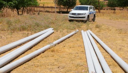 Cəlilabadın 3 kəndində elektrik enerjisi sistemi yenilənir (FOTO)