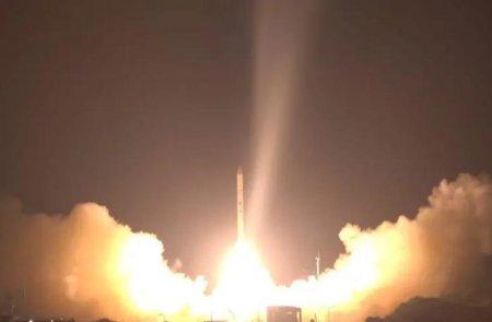 İsrail kosmosa casus peyk göndərdi