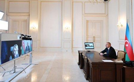 """Azərbaycan Prezidenti """"Sky News"""" telekanalına müsahibəsində mümkün danışıqların şərtlərini açıqlayıb"""