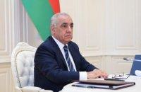 Əli Əsədov Türkiyənin vitse-prezidentinə məktub yazdı