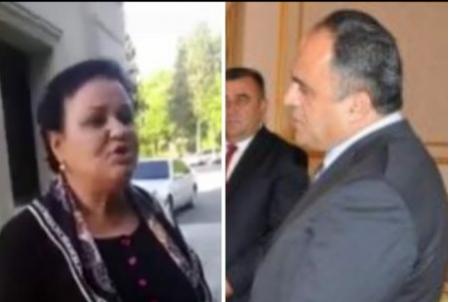 İcra başçısı yaralı əsgərin evinə 50 manat göndərdi - Goranboyda rüsvayçılıq... -VIDEO