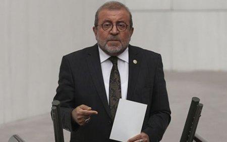Türkiyədə deputat həbs olundu