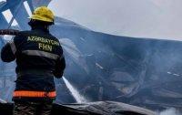 Goranboyda güclü yanğın: Ev sahibi öldü, həyat yoldaşı xəstəxanalıq oldu