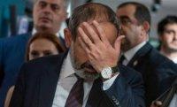 Paşinyan Putinin qarşısında biabır oldu, üzr istədi - VİDEO