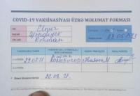 """""""Hamı kimi mənə də vaksin vuruldu..."""" - Onkoloji xəstə ŞİKAYƏTÇİDİR"""