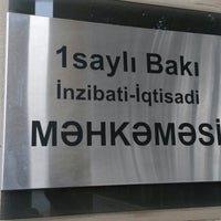 Bakı İnzibati Məhkəməsindən növbəti özbaşınalıq - GİLEY