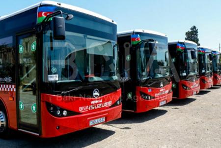 Anım günü ilə əlaqədar bir sıra marşrut avtobusların HƏRƏKƏT SXEMİ DƏYİŞDİRİLƏCƏK