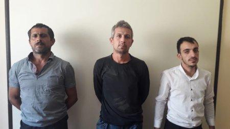 Şirvan da narkotiklərin qanunsuz dövriyyəsi ilə məşğul olan üç nəfər şəxs saxlanıldı