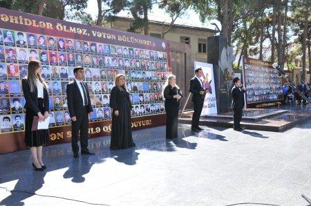Abşeronda 27 sentyabr - Anım Günü qeyd edilib