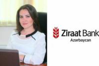 """""""Ziraat Bank Azərbaycan""""a yeni təyinat olub"""