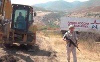 Rusiya MN Ağdam rayonu ərazisini