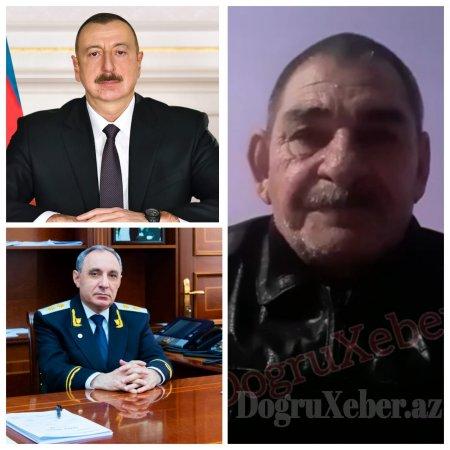 Pənah Hüseyinov  yenidən Prezidentə və baş prokurorluğa müraciət  etdi -  VİDEO