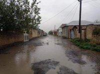 Yağış sularının üzə çıxardığı QAX KORRUPSİYASI... - NARAZILIQ!